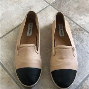 Steve Madden Perfect Leather Flats
